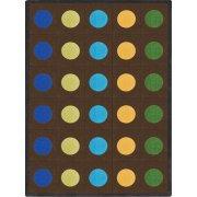 Lots of Dots Rectangle Carpet (7'8
