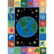 Earthworks Rectangular Carpet (13'2