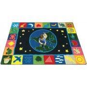 Earthworks Square Carpet (7'7