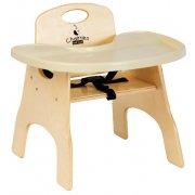 High Chairries w/ Premium Tray (11