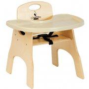 High Chairries w/ Premium Tray (13