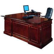 Executive L-Shaped Office Desk- R Rtn
