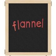 "KYDZ Suite Flannel Preschool Room Divider (24"")"