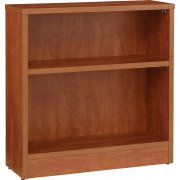 "High Pressure Laminate Double-Sided Mobile Bookcase (36""Wx36""H)"