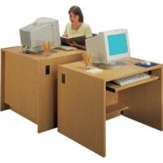 "Glacier Library Circulation Desk Shell (36""x30"