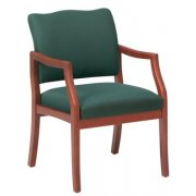 Franklin Reception Guest Chair with Arms