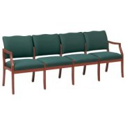 Franklin Reception Seating (4 Seater)
