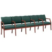 Franklin 5-Seat Sofa with Center Arms