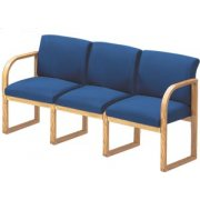 Contour Seating (3 Seater Sofa)
