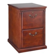 Americana 2-Drawer Vertical File Cabinet in Cherry
