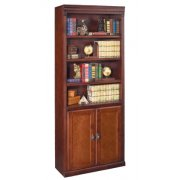 Americana Lower Door Bookcase - Cherry (30