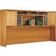 Contemporary Hutch for L-Desk