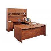 Executive Left U-Shaped Office Desk