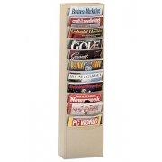 11-Pocket Wall Mounted Literature Organizer