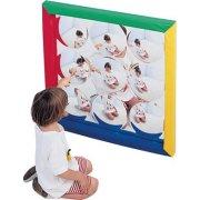 Soft Frame Child Safe Bubble Mirror