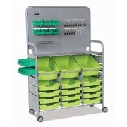 MakerSpace Cart by Gratnells
