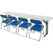 Lightweight Folding Seminar Table (96