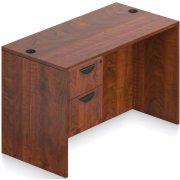 48x24 Single-Pedestal Office Desk