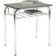 Open View School Desk - Laminate Top (30