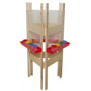 3-Way Adjustable Easel with Acrylic Surface