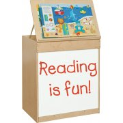 Big Book Display w/Dry-Erase Board