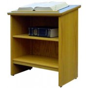 Panel Based Dictionary Stand, Elem.