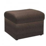 Rotunda Square Reception Bench - 1 Seat, Upholstered, Gr 3