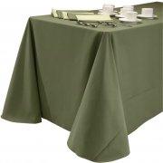 60x108 Tablecloth Cottunique Colors