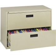 2-Drawer Lateral File Cabinet