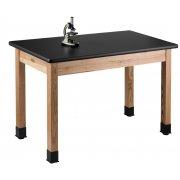 """High Pressure Laminate Lab Table (24x54x30""""H)"""