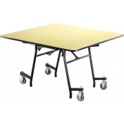 "Easy-Fold Cafeteria Table - Square (48"")"