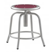 NPS Designer Lab Stool with Metal Seat
