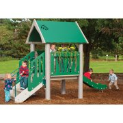 ultraPLAY Tot Town Toddler Playground