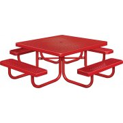 Preschool Picnic Table with Solid Learning Top