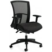 Vion Mid-Back, Weight-Sensing Task Chair