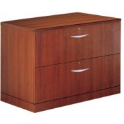 Vitality Lateral File Cabinet with 2 Drawers