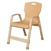 Bentwood Stackable School Chair (18