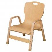 Bentwood Stackable Teachers Chair (12