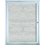 Weatherproof Enclosed Vinyl Board (1-Door 2'x3')