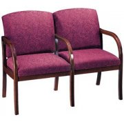 Weston 2-Seat Sofa with Center Arms