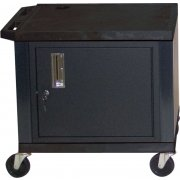 Tuffy Cart with Cabinet (24.5