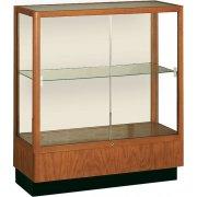 Oak Trophy Case - Fabric  Back (36
