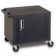 Tuffy Cart with Cabinet and Electric (24.5