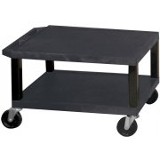 Open Shelf Colored Tuffy Cart with Electric (16