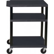 Open Shelf Tuffy Cart (34