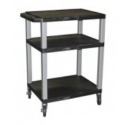 Open Shelf Tuffy Cart with Electric (34