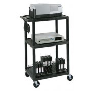 Open Shelf Tuffy Cart with Electric (42
