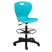 Zed Swivel Stool