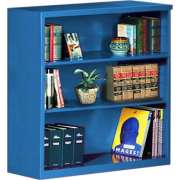"""Extra-Wide Steel Bookcase (46""""Wx42""""H)"""