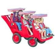 6-Seat Slim Tire Bye-Bye Buggy
